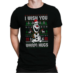Warm Hugs! - Mens Premium - T-Shirts - RIPT Apparel