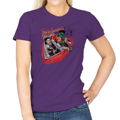 Fear and Loathing in Asgard Exclusive - Womens - T-Shirts - RIPT Apparel
