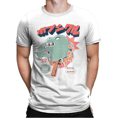 Kaiju Ice Pop - Mens Premium - T-Shirts - RIPT Apparel
