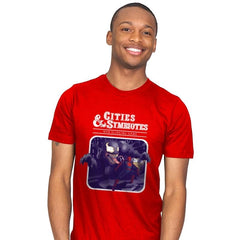 Cities & Symbiotes - Mens - T-Shirts - RIPT Apparel
