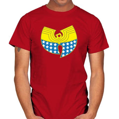 Woman Clan Exclusive - Wonderful Justice - Mens - T-Shirts - RIPT Apparel