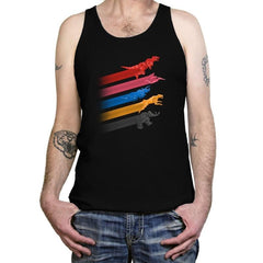 Ranger Force - Tanktop - Tanktop - RIPT Apparel