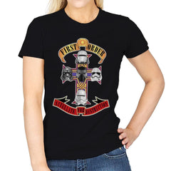 SATELLITE FOR DESTRUCTION - Record Collector - Womens - T-Shirts - RIPT Apparel