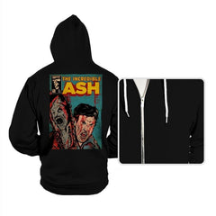 The Incredible Ash - Hoodies - Hoodies - RIPT Apparel