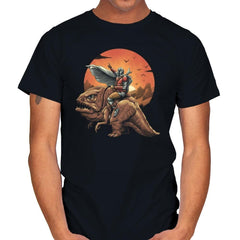 The Way to Nevarro - Mens - T-Shirts - RIPT Apparel