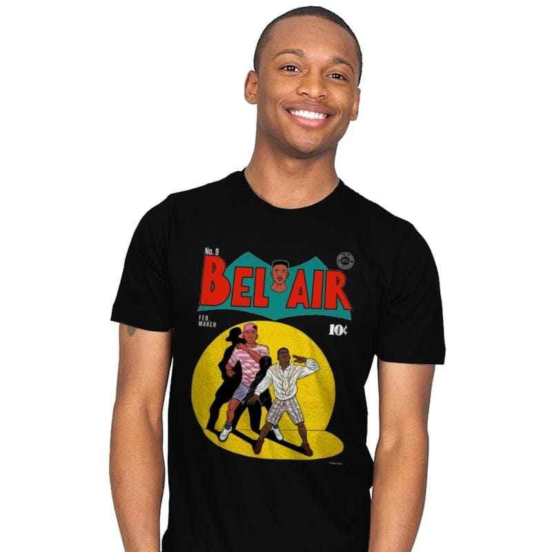 Bel Air - Mens - T-Shirts - RIPT Apparel