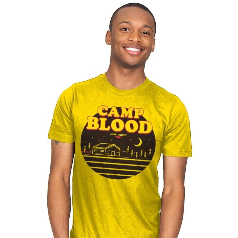 Camp Bloody - Mens - T-Shirts - RIPT Apparel
