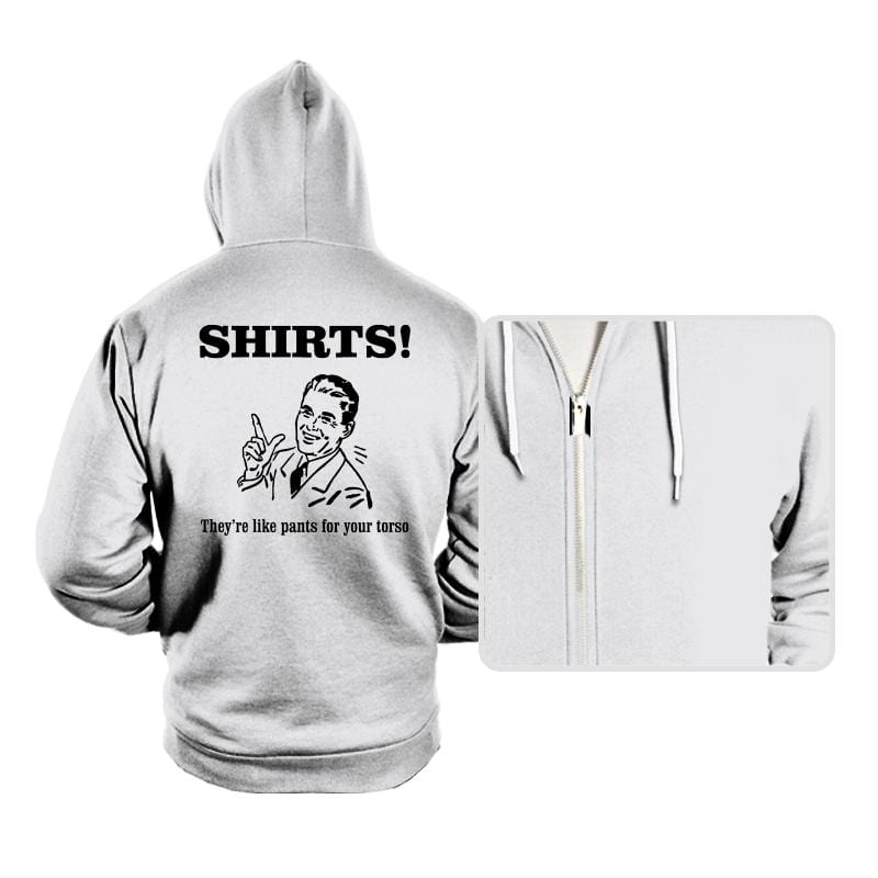 Like pants for your torso - Hoodies - Hoodies - RIPT Apparel