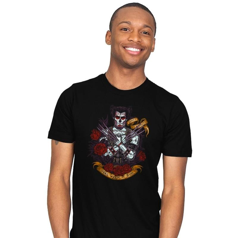 Day of the Dead Reprint - Mens - T-Shirts - RIPT Apparel