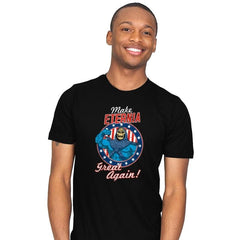 MAKE ETERNIA GREAT AGAIN - Mens - T-Shirts - RIPT Apparel