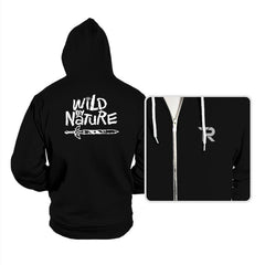 Wild by Nature - Hoodies - Hoodies - RIPT Apparel