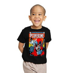 Polverine - Youth - T-Shirts - RIPT Apparel