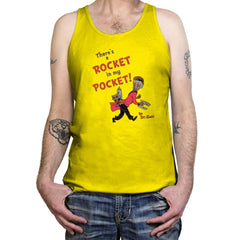 There's a Rocket in my Pocket Exclusive - Tanktop - Tanktop - RIPT Apparel