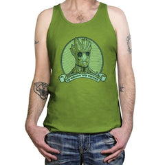 In Groot We Trust Exclusive - Tanktop - Tanktop - RIPT Apparel
