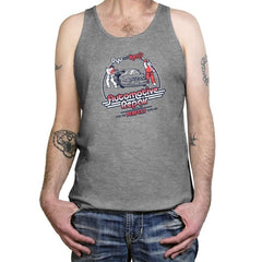 Ryu and Ken's Automotive Repair Exclusive - Tanktop - Tanktop - RIPT Apparel
