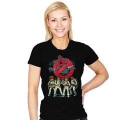 Strange Busters - Womens - T-Shirts - RIPT Apparel