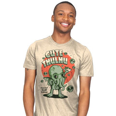 Cutethulhu! - Mens - T-Shirts - RIPT Apparel