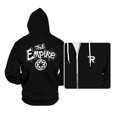 The Empire - Hoodies - Hoodies - RIPT Apparel