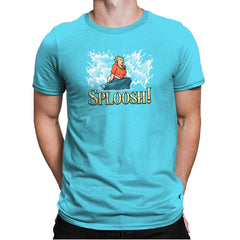 Sploosh! Exclusive - Mens Premium - T-Shirts - RIPT Apparel