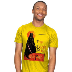 Darth Noir - Mens - T-Shirts - RIPT Apparel