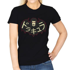Dorakyura - Womens - T-Shirts - RIPT Apparel