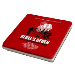 The Rebel's Seven - Coasters - Coasters - RIPT Apparel