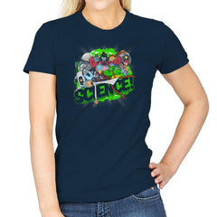 SCIENCE! Exclusive - Womens - T-Shirts - RIPT Apparel