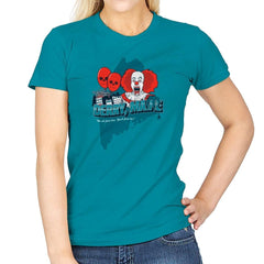 Visit Derry Maine Exclusive - Womens - T-Shirts - RIPT Apparel