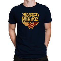 Amazon By Nature Exclusive - Wonderful Justice - Mens Premium - T-Shirts - RIPT Apparel