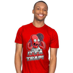 It's a Lobster Trap - Mens - T-Shirts - RIPT Apparel