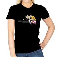 Queenuts Rock - Womens - T-Shirts - RIPT Apparel