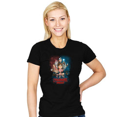 Stranger Falls Reprint - Womens - T-Shirts - RIPT Apparel