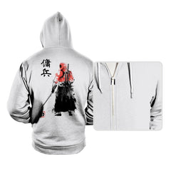 Ronin Mercenary Reprint - Hoodies - Hoodies - RIPT Apparel