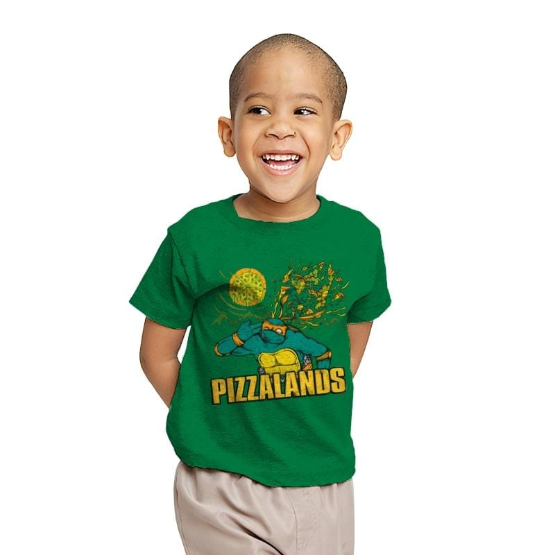 Pizzalands - Youth - T-Shirts - RIPT Apparel