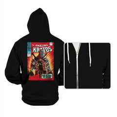 The Amazing Spartan - Hoodies - Hoodies - RIPT Apparel