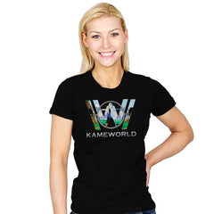 Kameworld - Womens - T-Shirts - RIPT Apparel