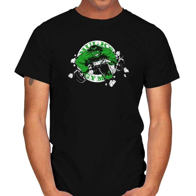 Hulk's Gym Exclusive - Mens - T-Shirts - RIPT Apparel
