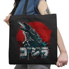 Daikaiju - Graffitees - Tote Bag - Tote Bag - RIPT Apparel