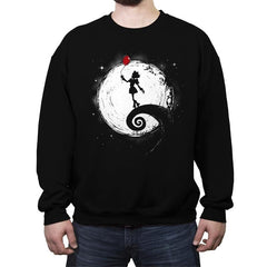 Derry's Nightmare - Anytime - Crew Neck Sweatshirt - Crew Neck Sweatshirt - RIPT Apparel
