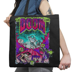 The Doom Song Exclusive - Tote Bag - Tote Bag - RIPT Apparel