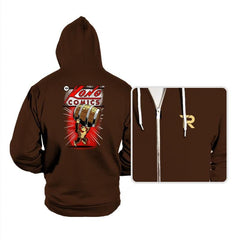 Kong Comics - Hoodies - Hoodies - RIPT Apparel