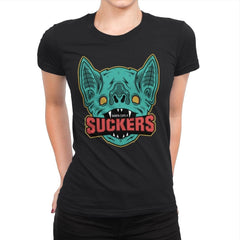 Suckers - Womens Premium - T-Shirts - RIPT Apparel