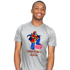 Captain P.'s Original Energon Exclusive - Shirtformers - Mens - T-Shirts - RIPT Apparel
