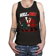Kill VS Kill - Tanktop - Tanktop - RIPT Apparel
