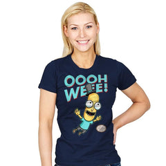 OOOH WEEE - Womens - T-Shirts - RIPT Apparel