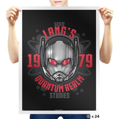 Quantum Realm Studies Exclusive - Prints - Posters - RIPT Apparel