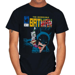 The Incredible Bat - Anytime - Mens - T-Shirts - RIPT Apparel