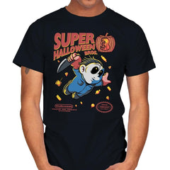 Super Halloween Bros - Anytime - Mens - T-Shirts - RIPT Apparel