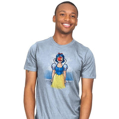 Princess of Man - Mens - T-Shirts - RIPT Apparel