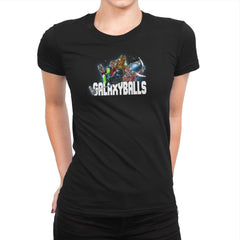 Galaxyballs Exclusive - Womens Premium - T-Shirts - RIPT Apparel